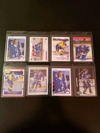Mint Rookie Hockey Lot(9) - Free Shipping