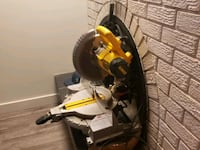 "10"" Dewalt miter saw Red Deer, T4P 1M9"