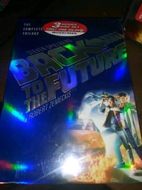 Brand New Never Opened Back to the future complete Scotia, 12302