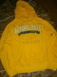 yellow and black California pullover hoodie Crestview, 32539