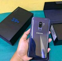 Samsung S9+ With Box  6550 km