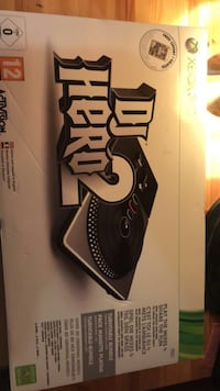 Dj Hero 2 + Platine Chilly-Mazarin, 91380