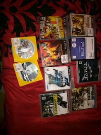 assorted PS3 case lot Indio, 92201
