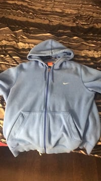 Nike Sweater (Baby Blue) Men's  Brampton, L6Y 1V7