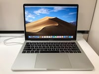 13' MacBook Pro w/Touchbar Haymarket, 20169