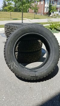 Hankook Winter Tires P225/60R18 Whitby, L1M 2N9