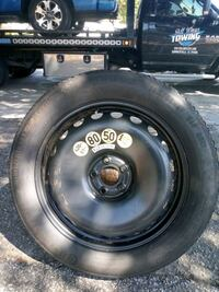 Continental Tire and Rim