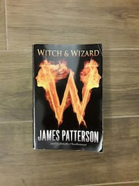 James Patteson /Witch and Wizard