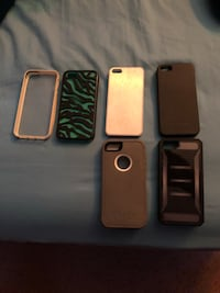 iPhone 5S cases.  Williamsport, 17701