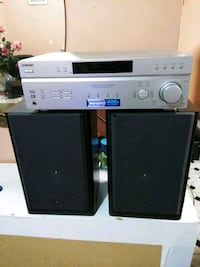 black and gray Sony stereo component Miami, 33142