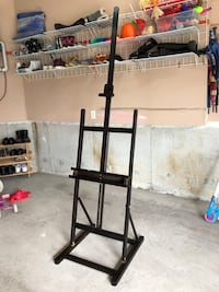 HOMCOM wooden Easel painting adjustable display sketch stand Bradford West Gwillimbury, L3Z 0B7