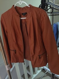 Large size women leather jacket brand new has still tags on it Surrey, V3S 4P2