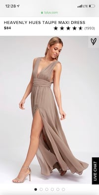 Lulu's Maxi Dress  Honolulu, 96813