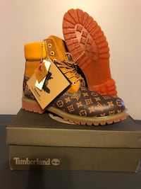 Custom Timberlands (Not sold in stores!) Edgewood, 21040