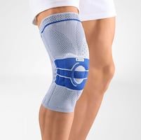 Orthopedic brace for complex treatment of knee pain.