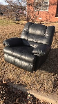 Used and somewhat broken recliner