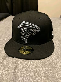 Atlanta Falcons NFL Fitted Hat ~ Size 7 3/8 Baldwinsville, 13027