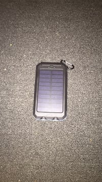Solar powered portable charger  Indianapolis, 46222