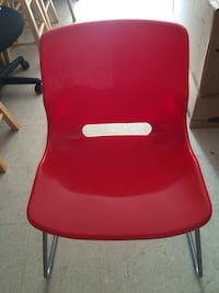 IKEA Snille ( Visitor chair) red Arlington, 22205