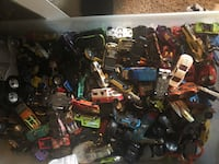 Over 300 very old hot wheels  North Las Vegas
