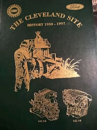 The Cleveland site history book Newport, 37821