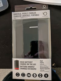Universal Mobile external Charger battery pack