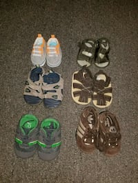 toddler's assorted shoes Quinte West, K8V 6B3