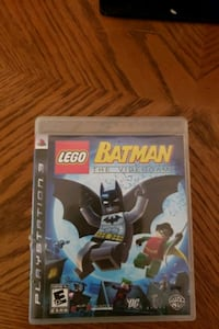 Ps3 Batman Game Minneapolis, 55443