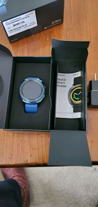 Samsung Gear Sport Watch - Blue.  Falls Church, 22041