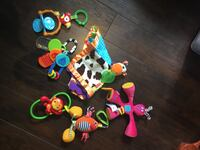 toddler's assorted toys Hamilton, L8V 2V8