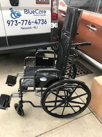 RECLINER WHEELCHAIRS 18 in. use. we deliver $ Newark