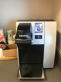 2 Keurig professional coffee makers  Alexandria, 22304