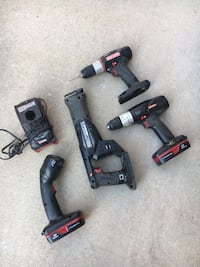 Craftsman Power Tools Drill Saw Batteries WORKS GREAT
