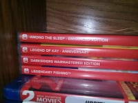 4 Nintendo Switch Games Toronto, M4N 2P4