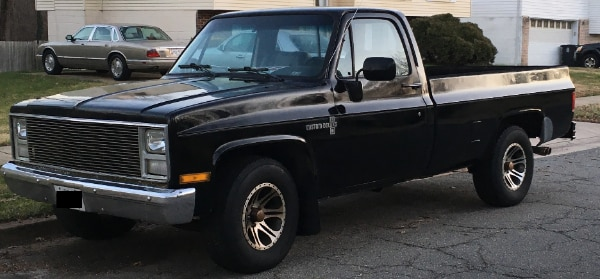 Classic 1986 Chevy C10 Pick-Up Truck For Sale 492fe287-0e8a-49b1-af71-a0a13e2cebbb