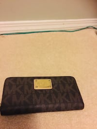 Authentic MK Wallet (long) Edmonton, T6L 6V9