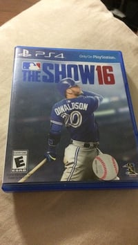 Ps4 the show 16 Hagerstown, 21742