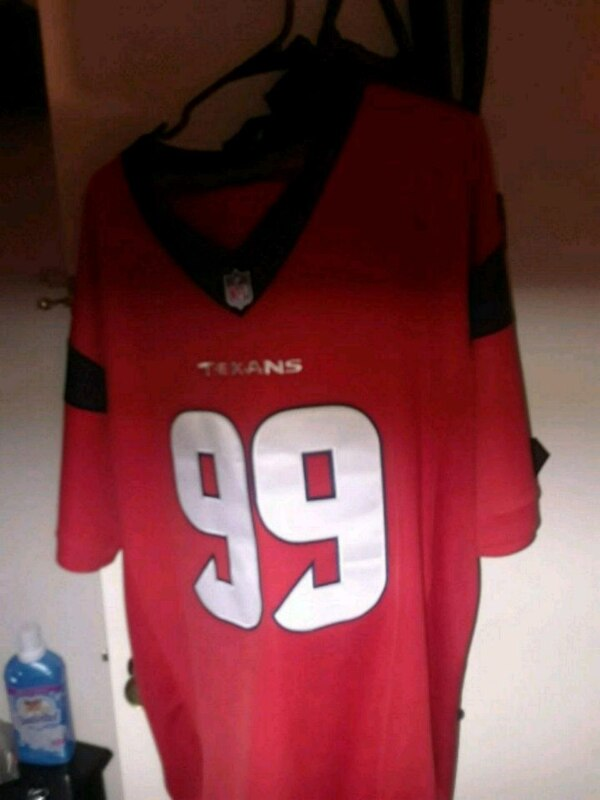 02107e6e5a0 Used NFL Jersey J.J. Watt for sale in San Antonio - letgo