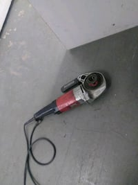 red and black corded power tool Denver, 80236
