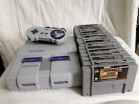 super Nintendo with games Rockford, 61101