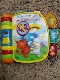 VTech rhyme and Discovery book Port St. Lucie, 34952