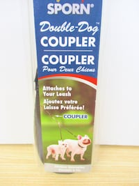 Dog Leash Coupler - XS Guelph