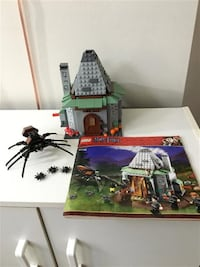 Lego Harry Potter Hagrid's Hut #4738