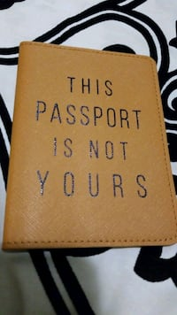 Passport holder Edmonton, T5Z 2M9