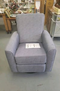 Blue recliner  Martinsburg