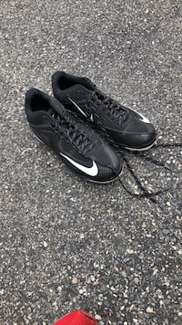 Nike cleats size 10.5 mens Peabody, 01960