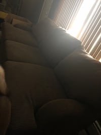 Comfortable couch. Easy to clean. In good condition Wilkes-Barre, 18705