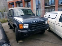 2001 Land Rover Discovery  Calgary, T2V 0R6