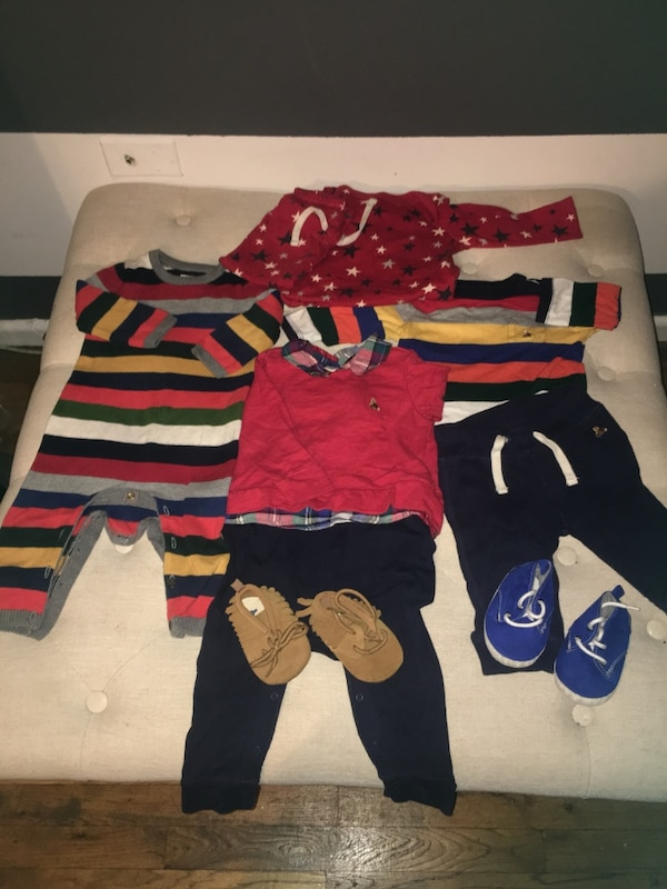 de00f5877d Used Baby Gap 6 to 12 months clothes for sale in New York - letgo