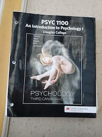 PSYC 100 An Introduction to Psychology I